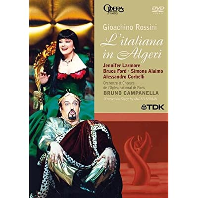 L'italienne à Alger - Rossini 51mvowakjXL._SS400_