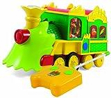 Le Dino Train - LC53124MP - Véhicule Miniature - Locomotive Dinotrain Radio Commandée