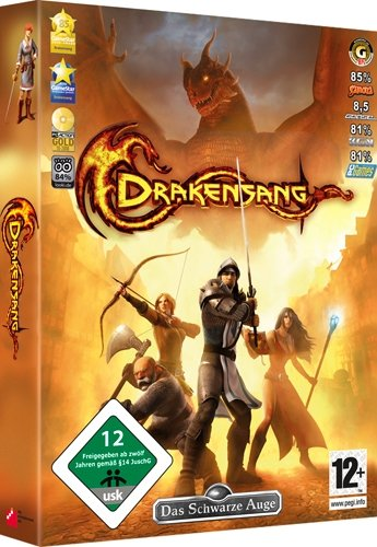Drakensang - The Dark Eye (THQ ) (ENG) [L]