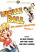 Lucille Ball RKO Comedy Collection Volume 1 (2 Disc) from Warner Archive