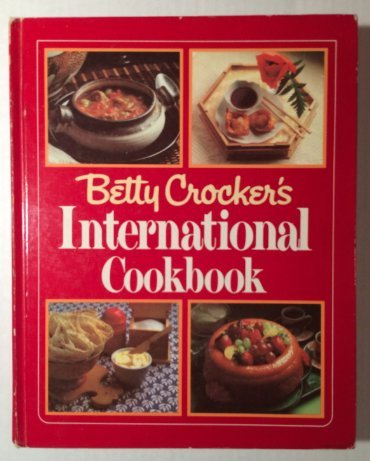 Betty Crocker's International Cookbook (Betty Crocker Kids Cook compare prices)