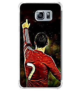 Famous Football Player 2D Hard Polycarbonate Designer Back Case Cover for Samsung Galaxy Note5 :: Samsung Galaxy Note5 N920G :: Samsung Galaxy Note5 N920T N920A N920I