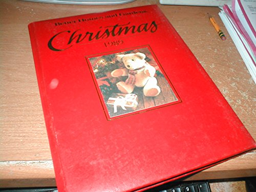 Title: Better Homes and Gardens Christmas 1989