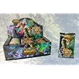 World Of Warcraft TCG WoW Trading Card Game Aftermath Throne Of The Tides Booster Box 36 Packs