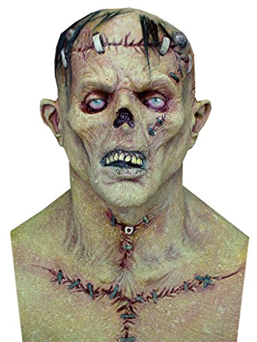 Frankenstein The Monster Deluxe Party Latex Adult Halloween Costume Mask