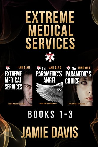 New paramedic Dean Flynn finds out that his patients aren't your normal 911 callers…  Monsters, paramedics, and street medicine in this 3-in-1 BOXED SET ALERT!  Extreme Medical Services by Jamie Davis