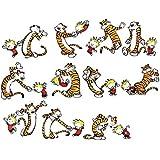 Comics Calvin & Hobbes Hobbes Calvin Fine Art Paper Print Poster On Fine Art Paper 13x19