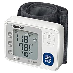 オムロン 手首式血圧計OMRON HEM-6130