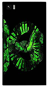 Timpax protective Armor Hard Bumper Back Case Cover. Multicolor printed on 3 Dimensional case with latest & finest graphic design art. Compatible with Xiaomi Mi 3 Design No : TDZ-26131