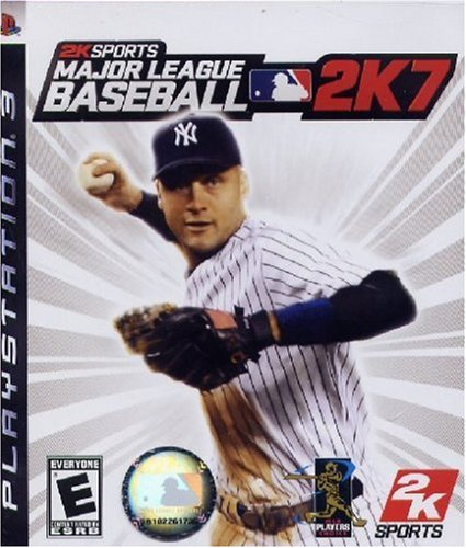 Major League Baseball 2K7 - Playstation 3 front-477811