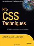 Pro CSS Techniques