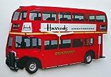 Harrods London Bus Clock - LS15