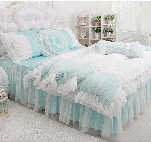 Lace Bedding Sets 3306 front