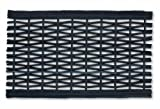 William Armes Dandy Link Mat from recycled tyres 75x45cm