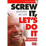Screw It, Let&#39;s Do It: Lessons in Lifeby Richard Branson