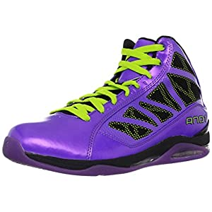 AND1 Entourage Mid Men's Basketball Shoes