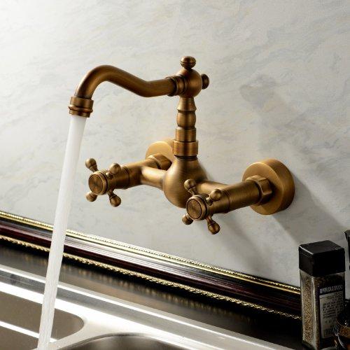 hiendurer-miscelatore-cucina-classico-antico-in-ottone-rubinetto-della-cucina