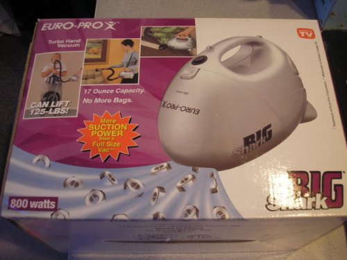 Euro Pro X Vacuum Cleaner front-66051