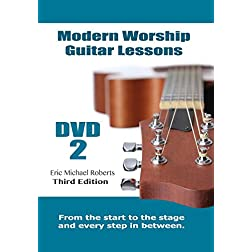 Modern Worship Guitar Lessons DVD 2 - Sessions 12-19