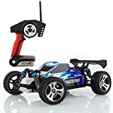 Babrit Master RC CAR 1/18 High Speed Fast Race Cars RC SCALE RTR Racing 4WD ELECTRIC POWER BUGGY W/2.4G Radio Remote control Off Road Truck Powersport Roadster