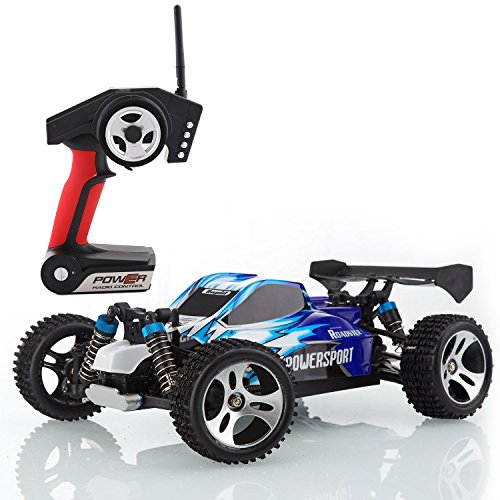 Babrit Master RC CAR 1/18 High Speed Fast Race Cars RC SCALE RTR Racing 4WD ELECTRIC POWER BUGGY W/2.4G Radio Remote control Off Road Truck Powersport Roadster (Rc Electric Car Fast compare prices)