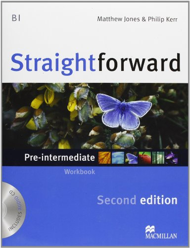 New Straightforward. Pre-intermediate. Student's book-Workbook. Con espansione online. Per le Scuole superiori