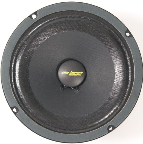 Mclaren Audio Mlm820Cb 8-Inch 250-Watts Mid Bass Woofer