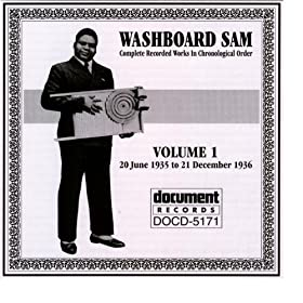 Washboard Sam Vol. 1 (1935-1936)