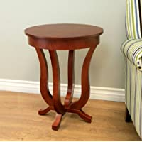 Home Craft Clark End Table (Walnut)