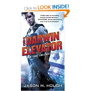 The Darwin Elevator (Dire Earth Cycle) by Jason M. Hough