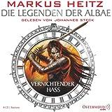 Die Legenden der Albae: Vernichtender Hass (8 CDs)