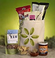 Fresh and Natural Gluten Free Snack Gift Set by It's Only Natural Gifts