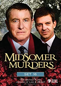 Midsomer Murders: Set 16 (Midsomer Life / The Magician's Nephew / Days of Misrule / Talking to the Dead) by Acorn Media