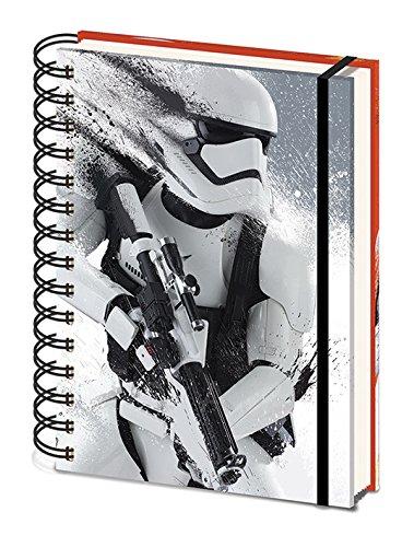 star-wars-el-despertar-de-la-fuerza-stormtrooper-pintura-a5-notebook