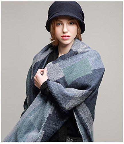 mosaico-di-inverno-colore-lattice-acrilico-calda-sciarpa-scialle-donna-blue