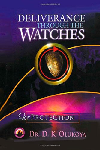 Sale alerts for  Deliverance Through the Watches for Protection - Covvet