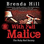With Full Malice: Five Star Mystery Series | Brenda Hill