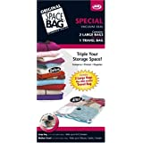 JML Space Bags 2 Large + Travel Space Bag
