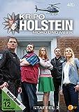 Kripo Holstein - Mord und Meer (Staffel 2) [4 DVDs]