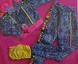 Barbie Jeans Week-End Fashions w Pants & Jacket (1990 Arco Toys, Mattel)