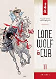 Image of Lone Wolf and Cub Omnibus Volume 11