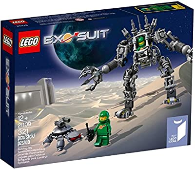 Lego Ideas Exo Suit 21109 from LEGO Cuusoo