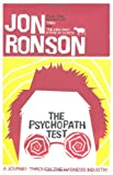 Jon Ronson The Psychopath Test