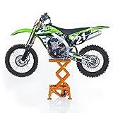 ConStands KTM 85 SX 03-15 Pont Elevateur Hydraulique Moto Cross Lift XL Orange