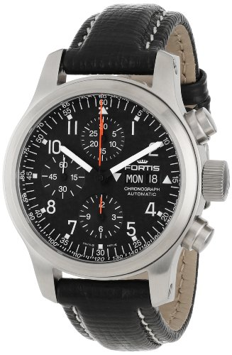 fortis-mens-6351011-l01-b-42-pilot-professional-swiss-automatic-chronograph-tachymeter-day-date-watc