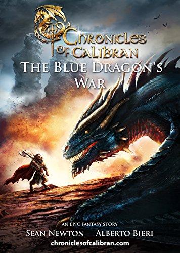The Blue Dragon's War by Alberto Bieri & Sean Newton ebook deal