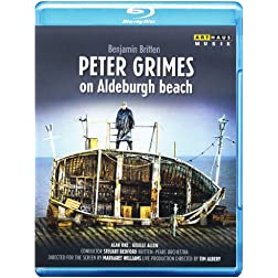 Britten: Peter Grimes on Aldeburgh Beach [Blu-ray]