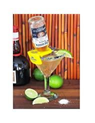 CoronaRita Drink Clips - For Margarita Glasses - Pack of 6 by Corona