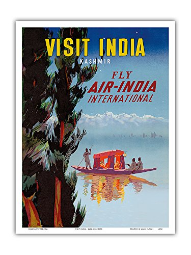 visit-india-kashmir-fly-air-india-international-vintage-airline-travel-poster-c1950-master-art-print