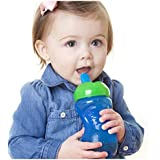 Nuby Gripper Free Flow Cup, 6 Month Plus, 10 Ounce